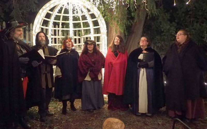 Myschyffe Managed: Medieval and Renaissance Madrigals at Hammond Castle Museum