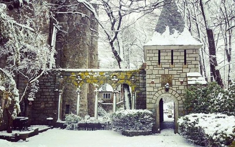 Deck The Halls At Hammond Castle Museum
