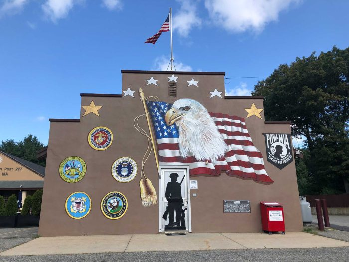 American Legion Post 227, 69 River St. in Middleton