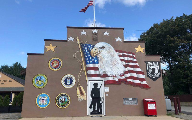 American Legion Post 227, 69 River St. in Middleton