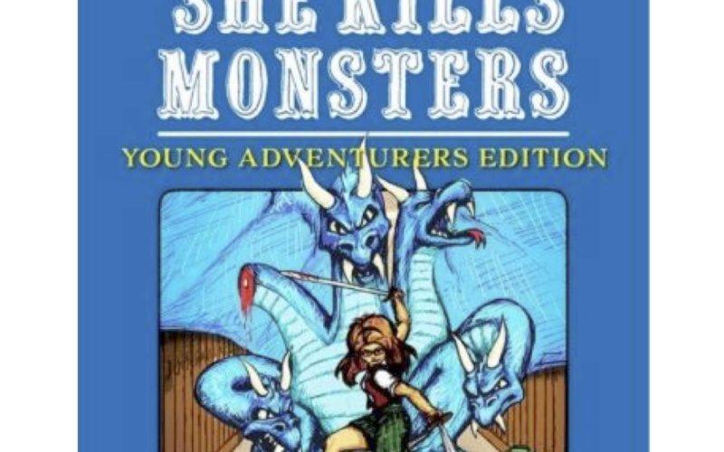 (Virtual) She Kills Monsters