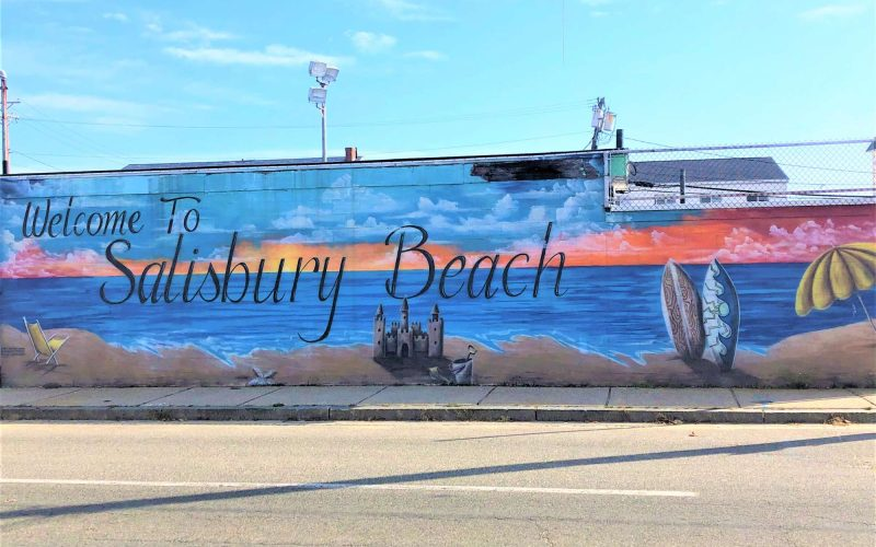 Welcome to Salisbury Beach