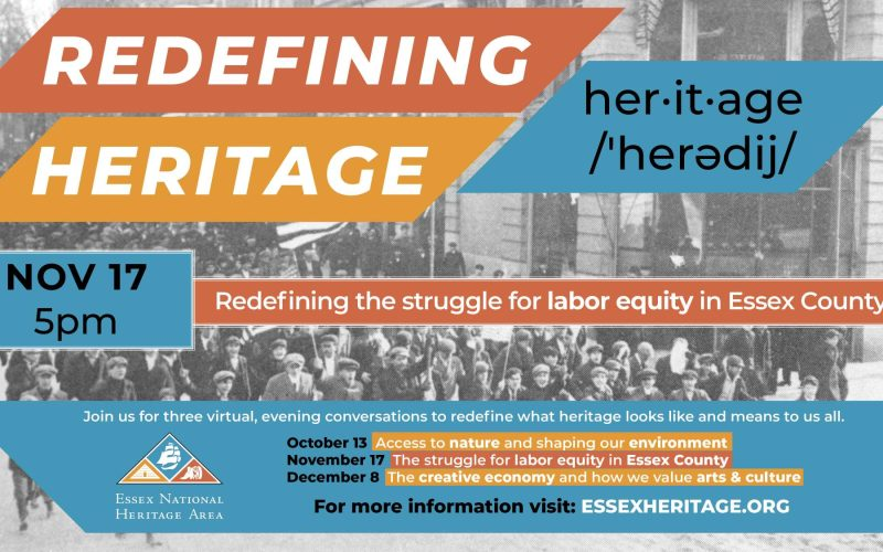 Redefining Heritage: The Struggle for Labor Equity in Essex County