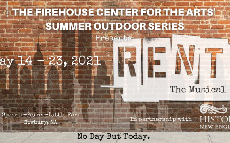 RENT – Summer Outdoor Series at Spencer-Peirce-Little Farm