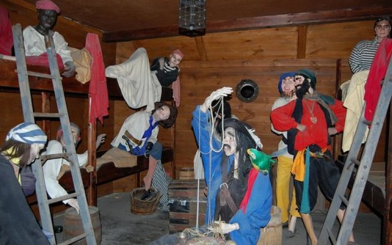 New England Pirate Museum Re-opening