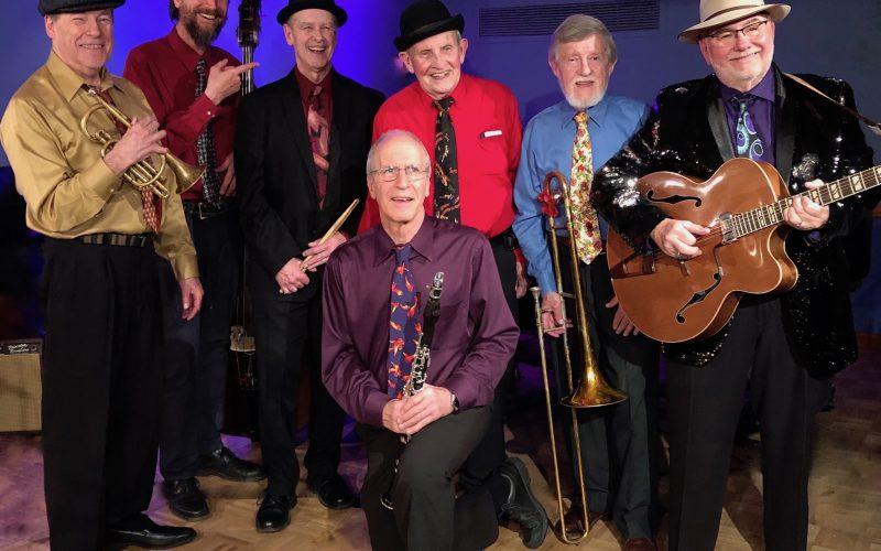 Maudslay Arts Center Concert – The New Black Eagle Jazz Band