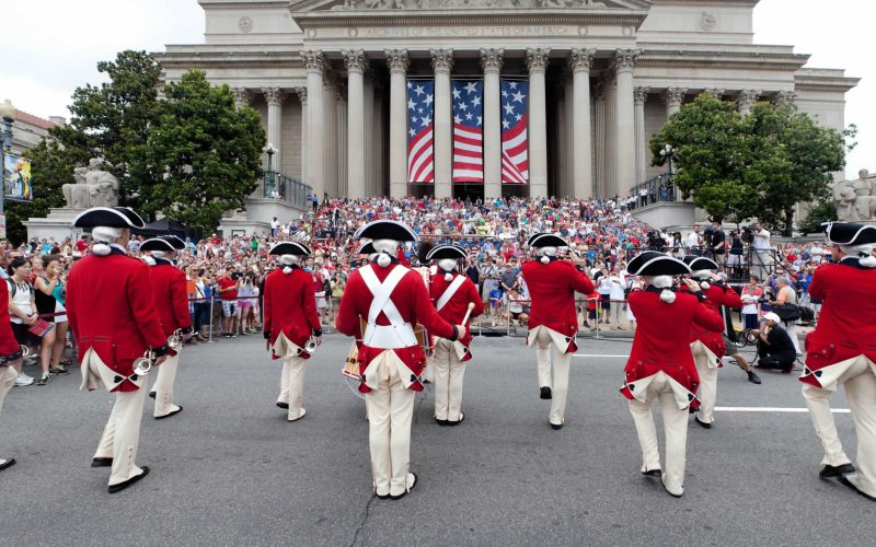 Celebrating July 4th with the National Archives