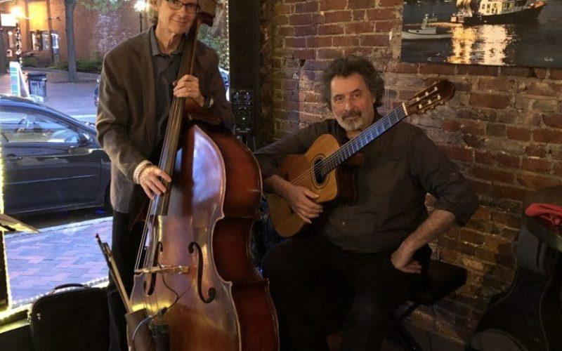 John Tavano, Roger Kimball, and Keith Augeri Concert