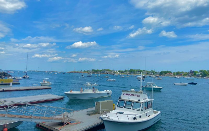 My Marblehead Visit by Claire Crean