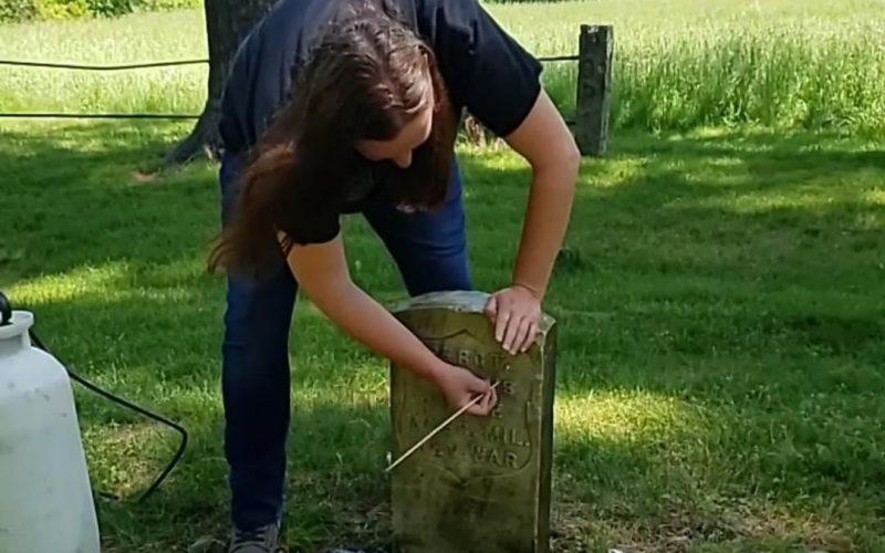 Epoch Preservation Presentation of the Nurse Family Cemetery