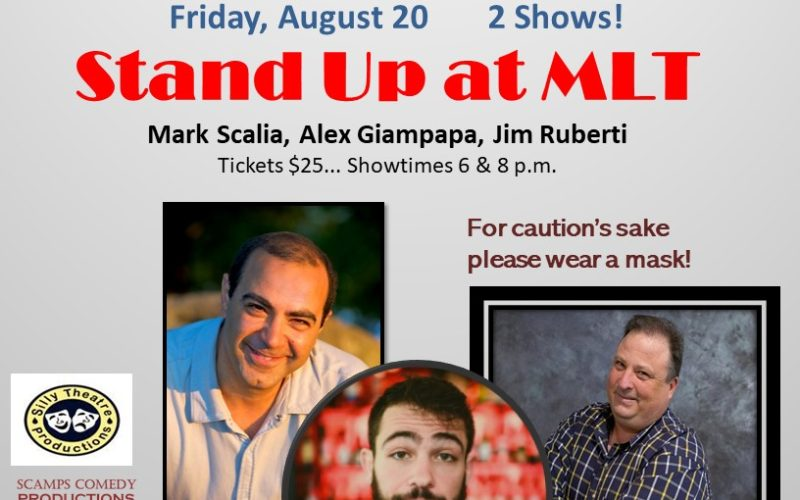 Standup at Marblehead Little Theatre