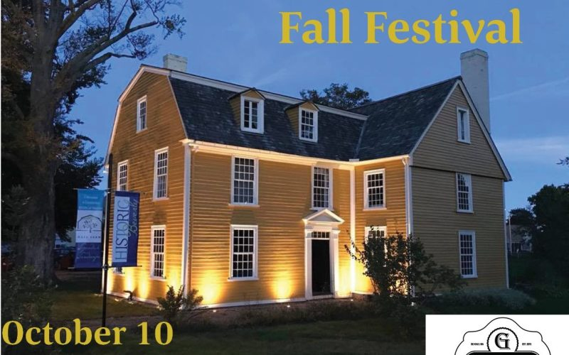 Fall Festival and Cornhole Tournament at Hale Farm
